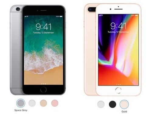 Tin buồn cho Apple: iPhone 6s/6s Plus cũng bán chạy hơn iPhone 8/8 Plus