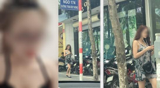 Chân dài gây xôn xao phố Trần Duy Hưng làm diễn viên Tòa tuyên án trên VTV6-3