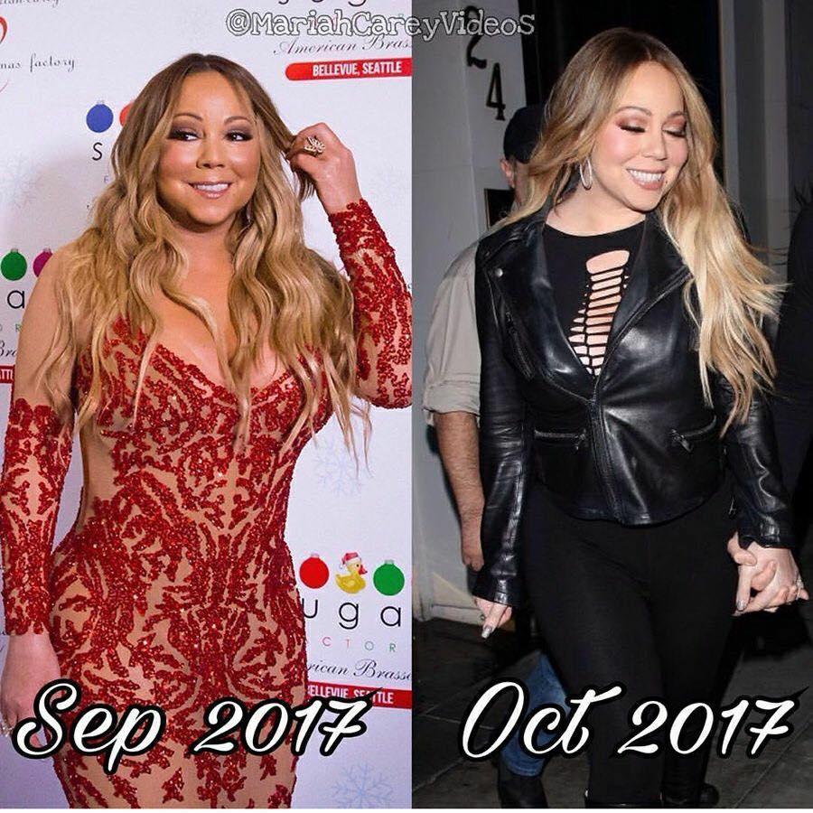 Cư dân mạng sốc trước tốc độ giảm cân đáng kinh ngạc của Mariah Carey-1