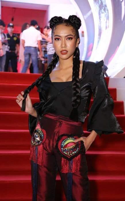 Nguyễn Thị Loan sang chảnh, Diệu Nhi suýt thành 'thảm hoạ' khi mặc chung thiết kế-1