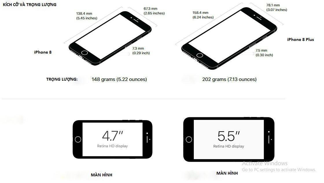 iPhone 8 chính hãng chốt ngày lên kệ ở VN-4