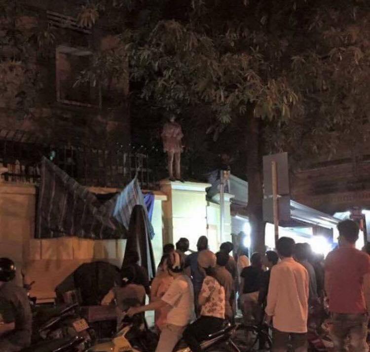Thực hư sự việc cô gái mặc váy treo cổ tự tử tại trường học ở Nha Trang giữa đêm-2