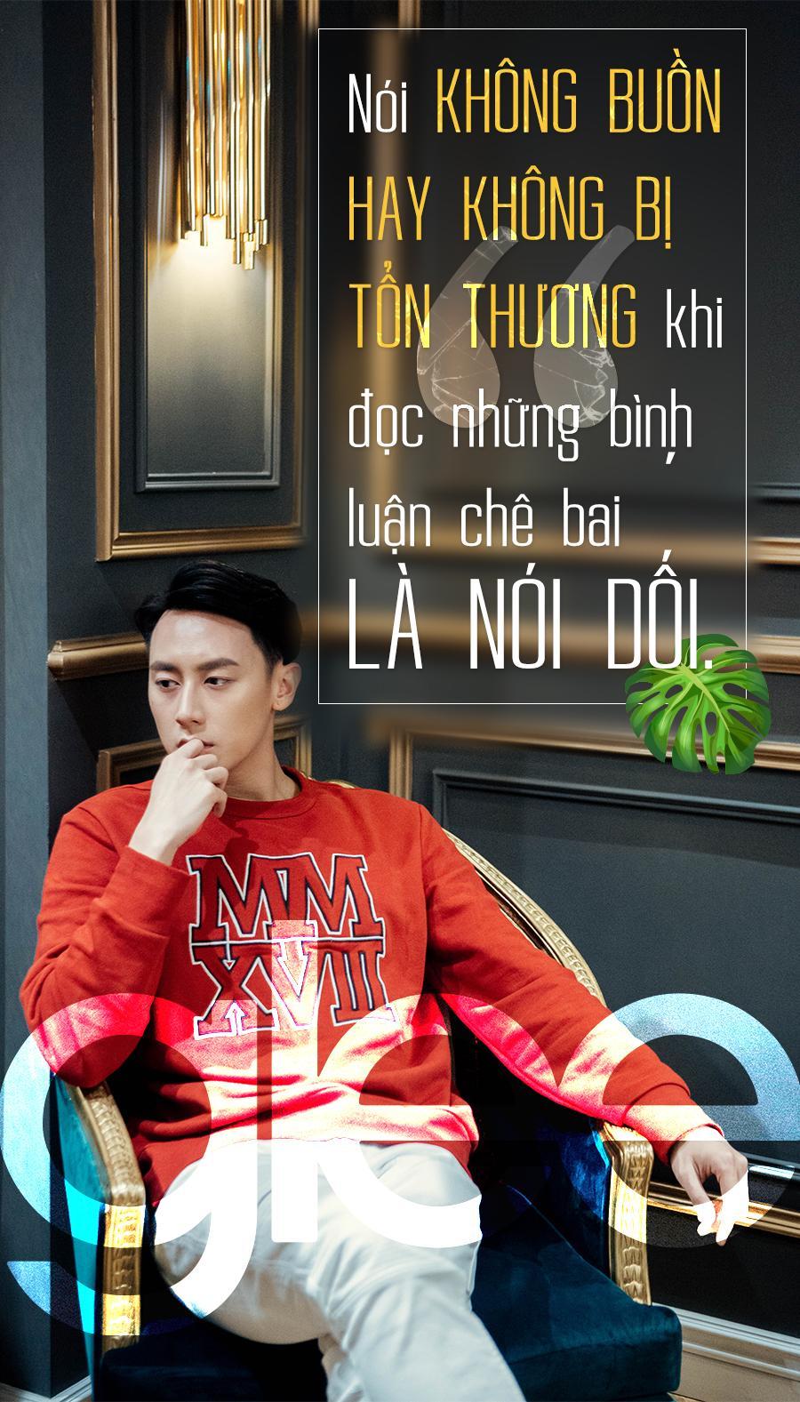 Rocker Nguyễn: Nếu được chọn, tôi muốn yêu cả Angela Phương Trinh và Cindy V-2
