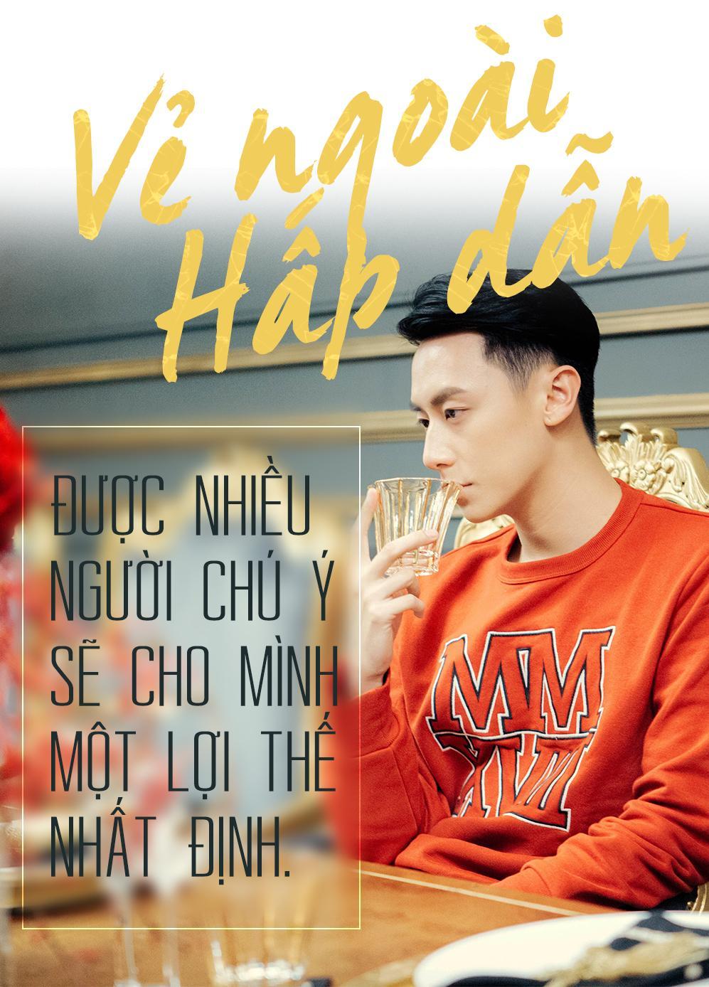 Rocker Nguyễn: Nếu được chọn, tôi muốn yêu cả Angela Phương Trinh và Cindy V-7