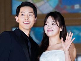 Truyền thông xứ Hàn hé lộ người chủ trì hôn lễ Song Joong Ki - Song Hye Kyo