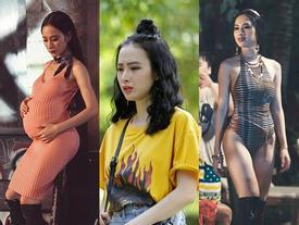 Khám phá gu thời trang sành điệu của Angela Phương Trinh trong 'Glee'