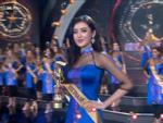 Bận rộn tại Miss World, Đỗ Mỹ Linh vẫn không quên ủng hộ tinh thần Huyền My trong đêm chung kết HH Hoà bình 2017-3