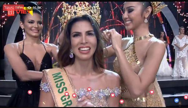 Người đẹp Peru lên ngôi Miss Grand International 2017-1