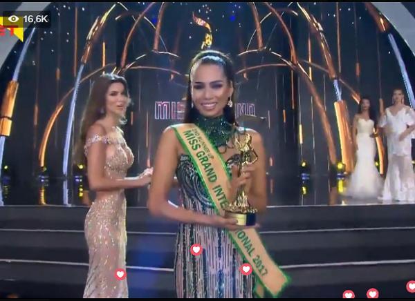 Người đẹp Peru lên ngôi Miss Grand International 2017-5