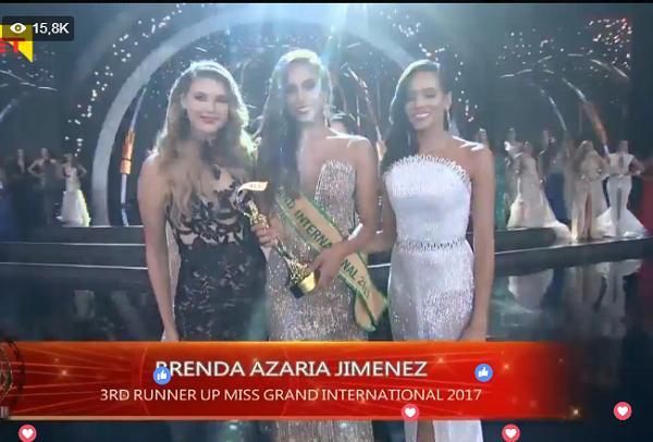 Người đẹp Peru lên ngôi Miss Grand International 2017-6