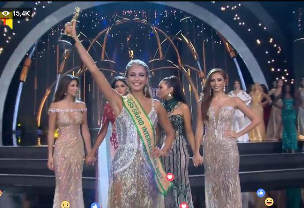 Người đẹp Peru lên ngôi Miss Grand International 2017-7