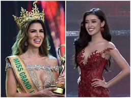 Người đẹp Peru đăng quang, Huyền My xin lỗi khán giả vì trượt top 5 Miss Grand 2017