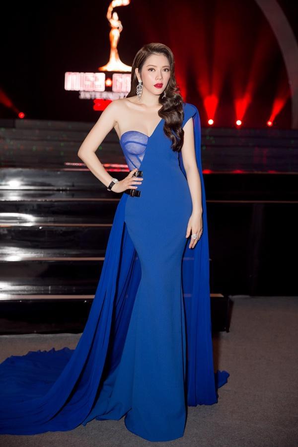 Lý Nhã Kỳ lộng lẫy như bà hoàng ngồi chấm Miss Grand International-7