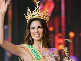 Vì sao không ai xứng đáng hơn người đẹp Peru để trở thành Miss Grand International 2017?