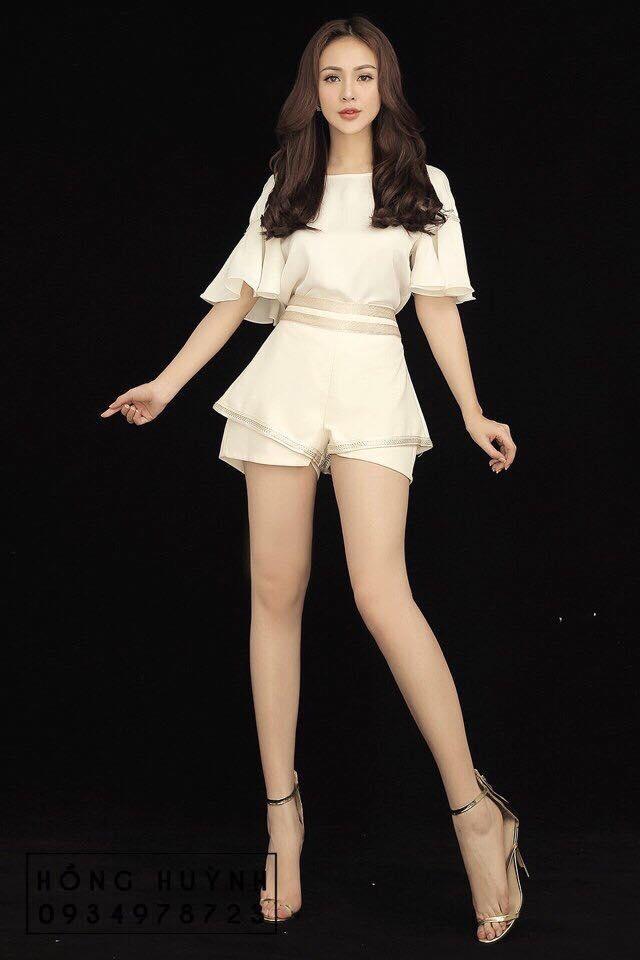 Hot girl - hot boy Việt 26/10: Ngân 98 khoe vòng 3 bốc lửa không thua kém Kim Kardashian-3