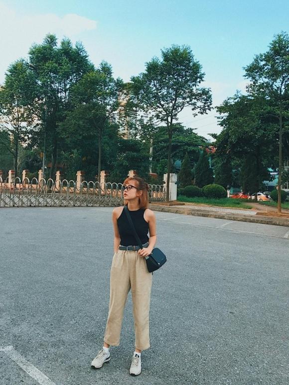 Hot girl - hot boy Việt 26/10: Ngân 98 khoe vòng 3 bốc lửa không thua kém Kim Kardashian-5