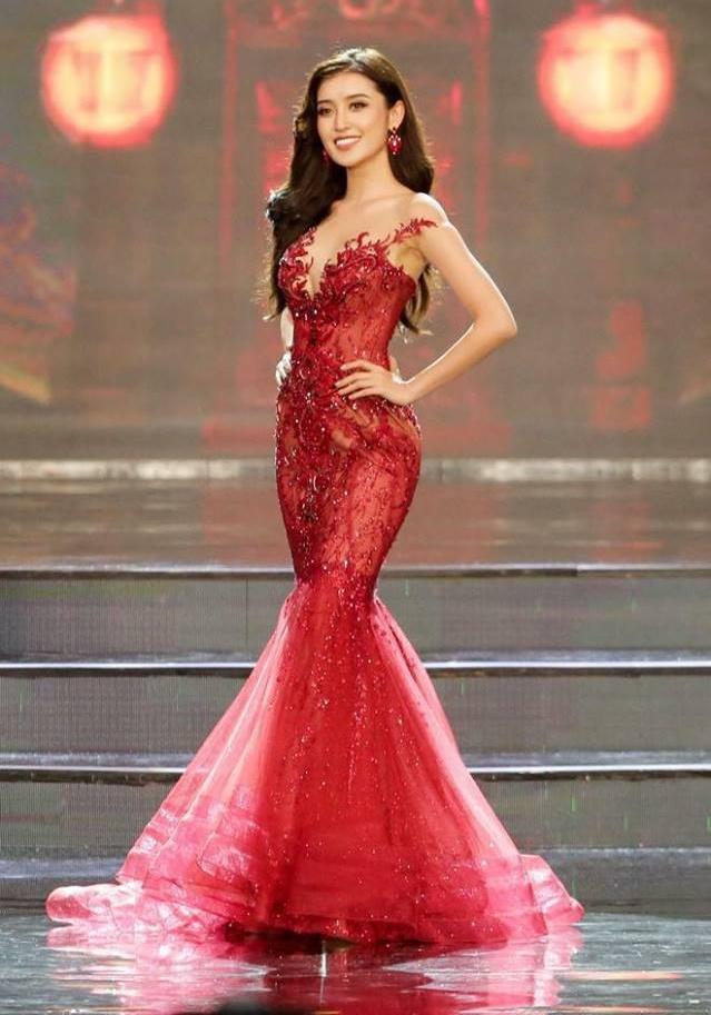 Nhìn lại hành trình tỏa sáng của Huyền My ở Miss Grand International 2017-10