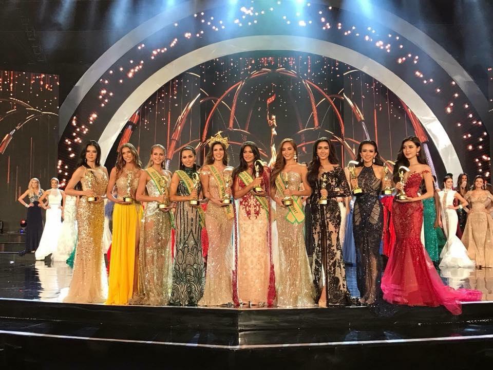 Nhìn lại hành trình tỏa sáng của Huyền My ở Miss Grand International 2017-11