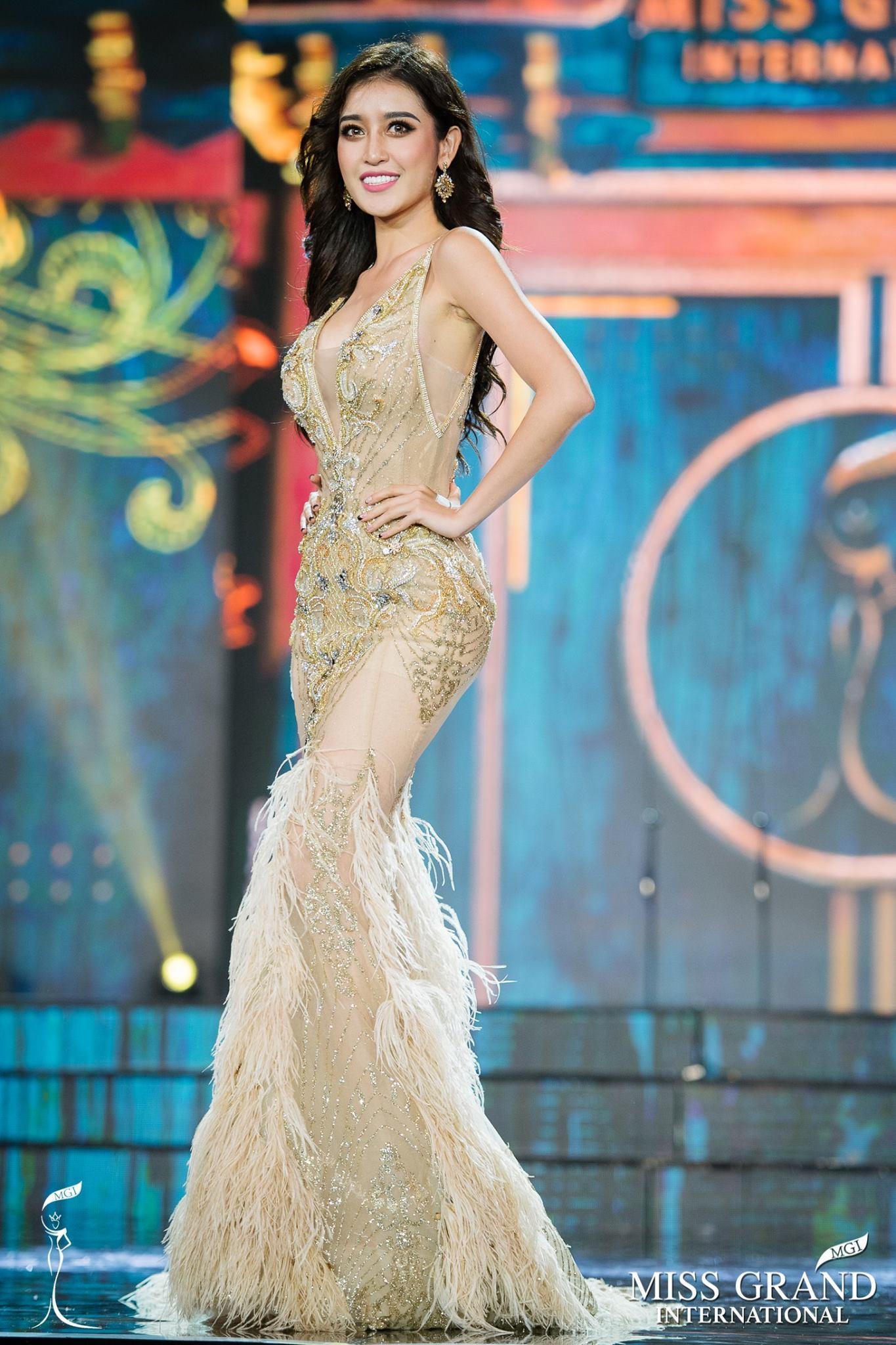 Nhìn lại hành trình tỏa sáng của Huyền My ở Miss Grand International 2017-7