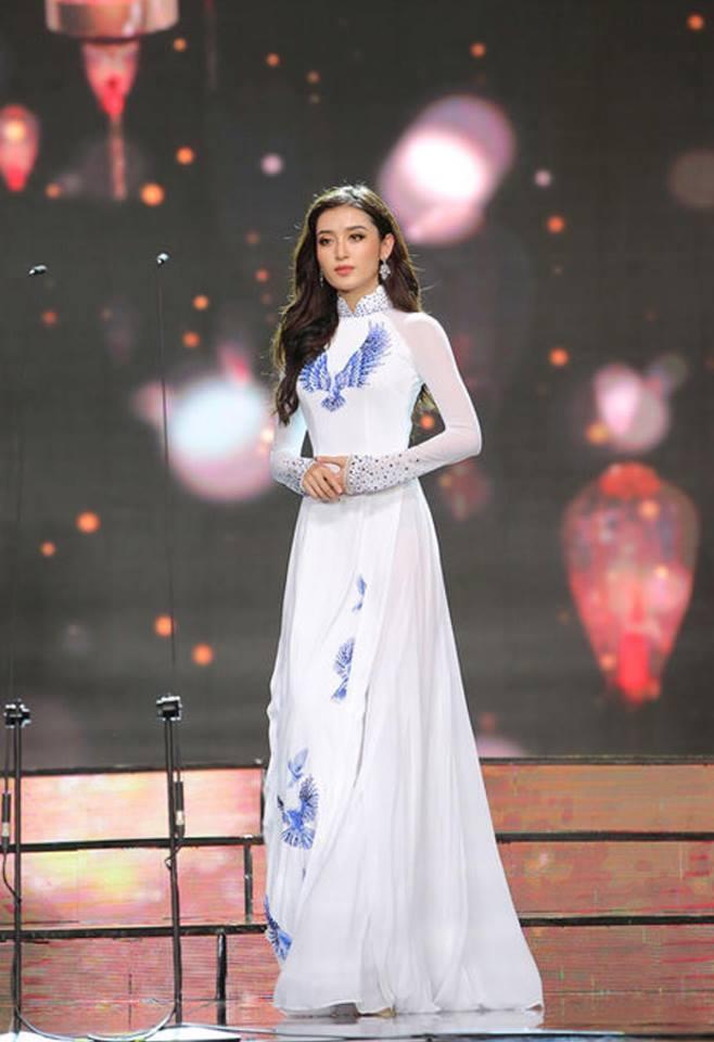 Nhìn lại hành trình tỏa sáng của Huyền My ở Miss Grand International 2017-9