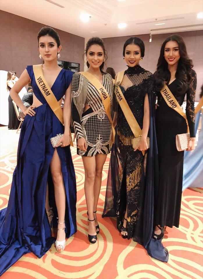 Nhìn lại hành trình tỏa sáng của Huyền My ở Miss Grand International 2017-6