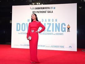 Nữ diễn viên gốc Việt được khen ngợi khi đóng phim cùng Matt Damon
