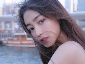 Nhan sắc không thể ngọt ngào hơn của hot girl triệu fan đến từ Trung Quốc