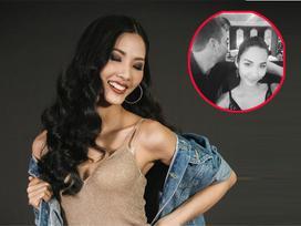 Hoàng Thùy: 'Bạn trai Tây là người xúi tôi thi Hoa hậu Hoàn vũ Việt Nam'