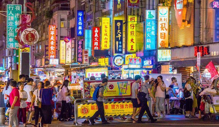 10 khu chợ đêm khổng lồ trên thế giới-3