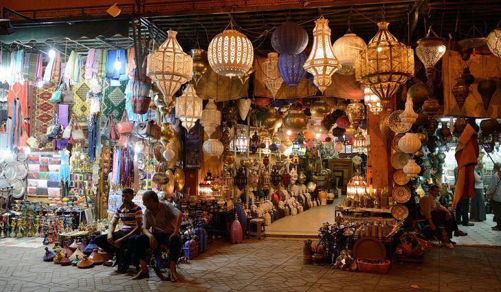 10 khu chợ đêm khổng lồ trên thế giới-7