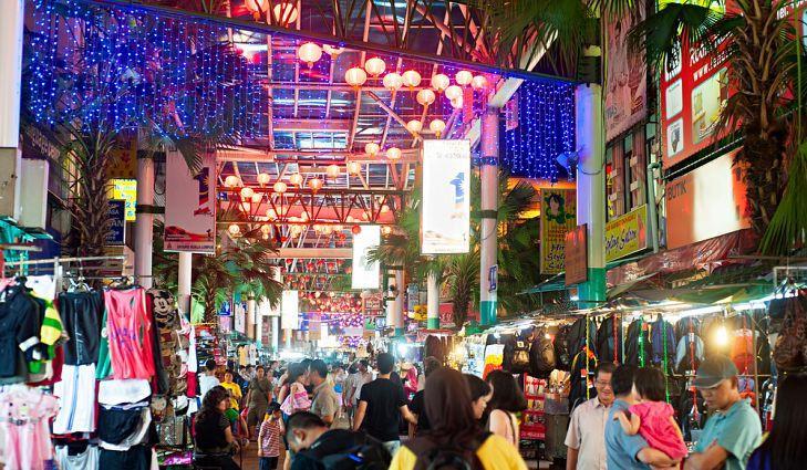 10 khu chợ đêm khổng lồ trên thế giới-10