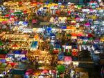 10 khu chợ đêm khổng lồ trên thế giới