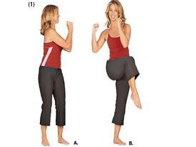 3 động tác giúp giảm nhanh mỡ bụng