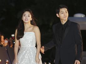 Bạn thân Lee Kwang Soo phủ nhận là MC đám cưới Song Joong Ki - Song Hye Kyo