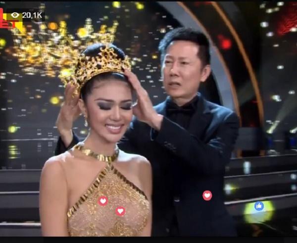 Nhìn lại khoảnh khắc đáng nhớ nhất đêm chung kết Miss Grand International 2017-1