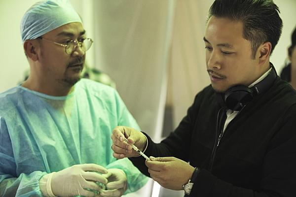 Hậu trường rùng rợn của ca ghép đầu đầu tiên trên màn ảnh Việt Nam-1