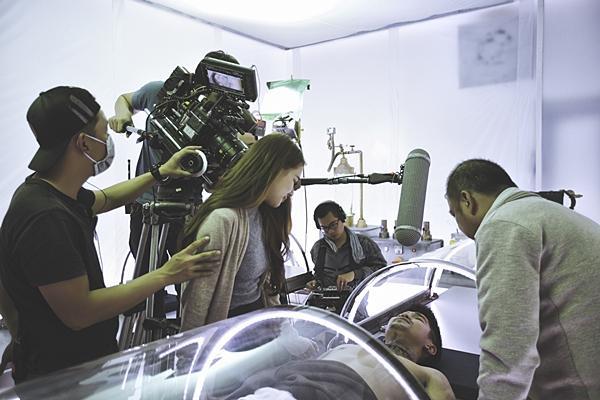 Hậu trường rùng rợn của ca ghép đầu đầu tiên trên màn ảnh Việt Nam-5