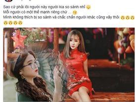 'Nữ hoàng nhạc chế' Yến Tatoo bức xúc khi tài năng bị so sánh với Linh Ka