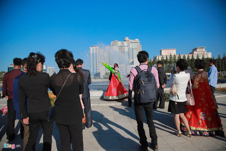 Chụp ảnh cưới ở Triều Tiên-2