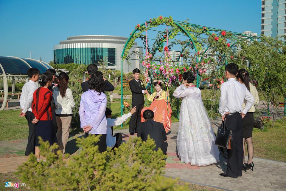 Chụp ảnh cưới ở Triều Tiên-3