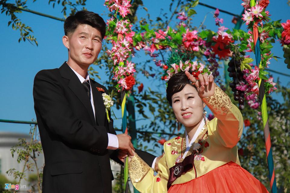 Chụp ảnh cưới ở Triều Tiên-4