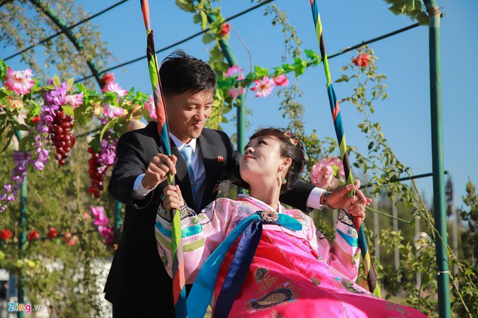 Chụp ảnh cưới ở Triều Tiên-5