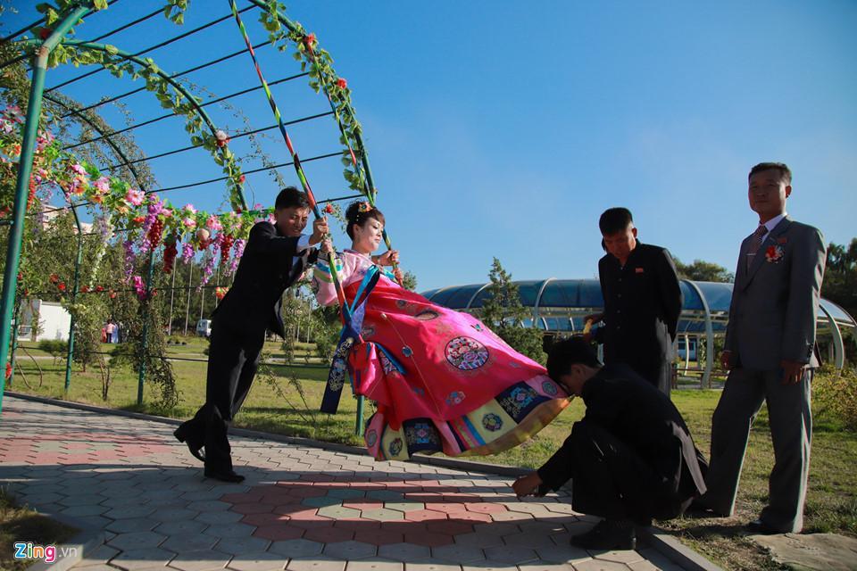 Chụp ảnh cưới ở Triều Tiên-6