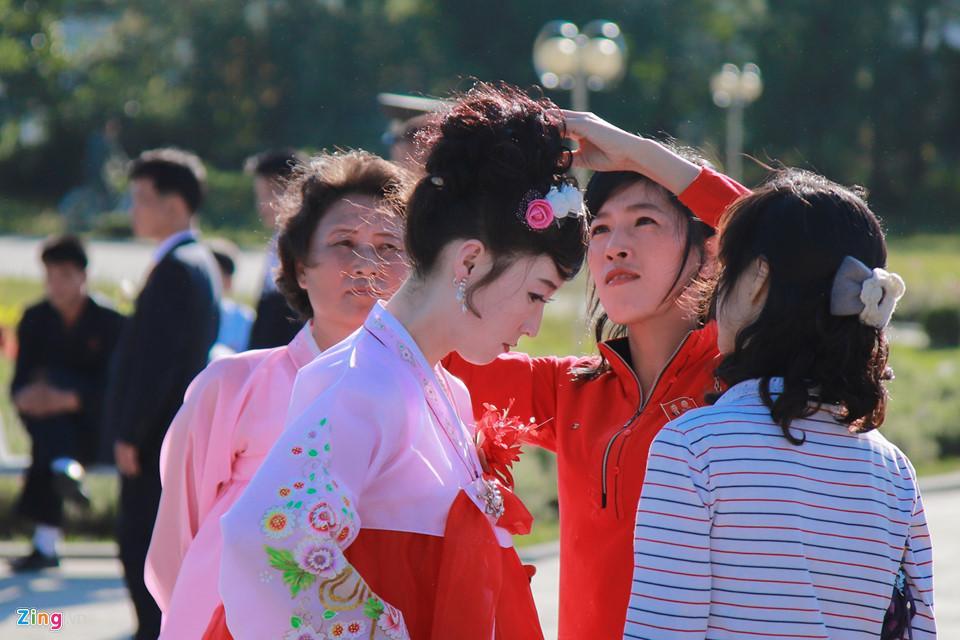 Chụp ảnh cưới ở Triều Tiên-7