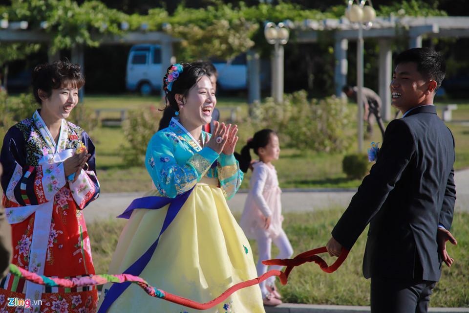 Chụp ảnh cưới ở Triều Tiên-8