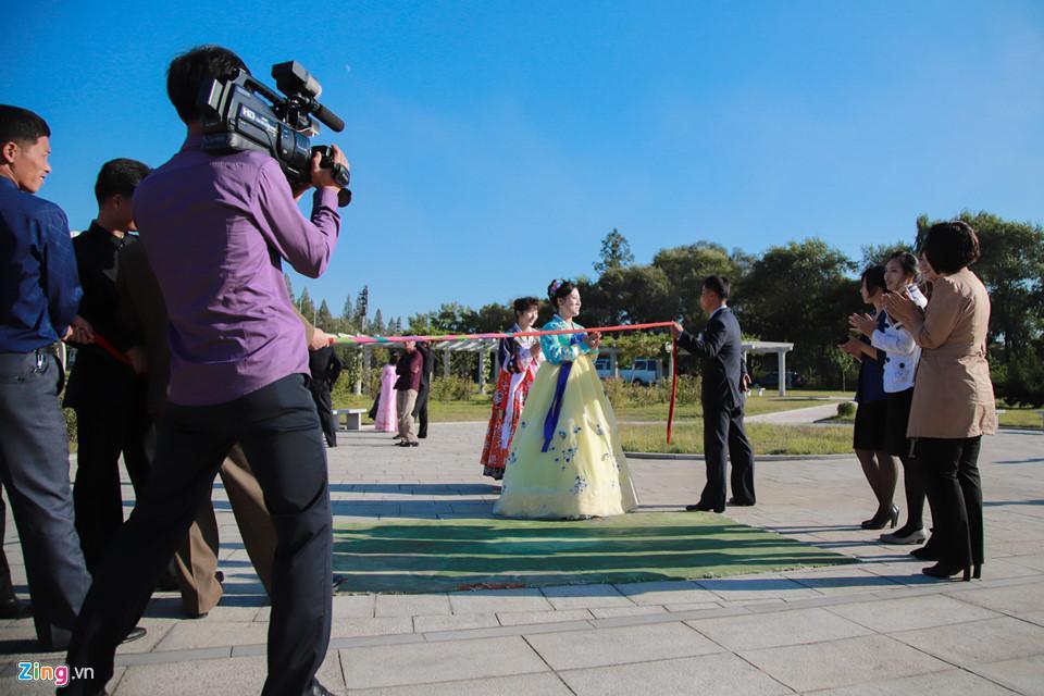 Chụp ảnh cưới ở Triều Tiên-9