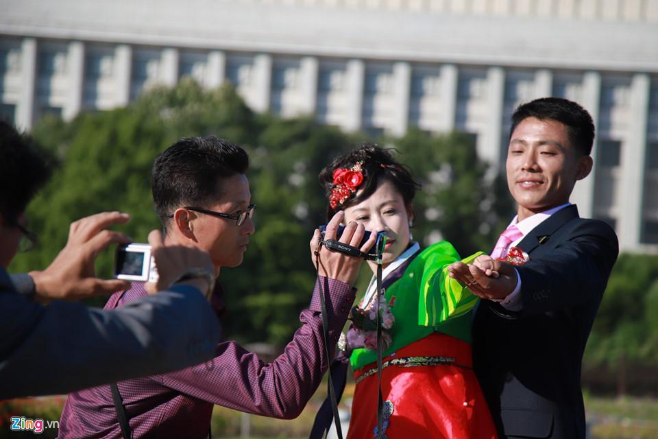 Chụp ảnh cưới ở Triều Tiên-10
