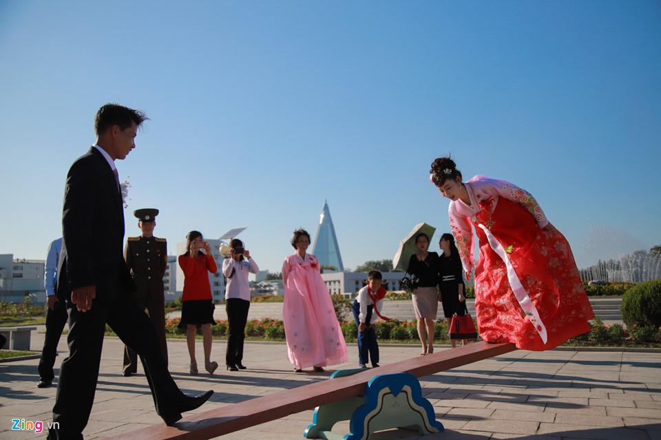 Chụp ảnh cưới ở Triều Tiên-11