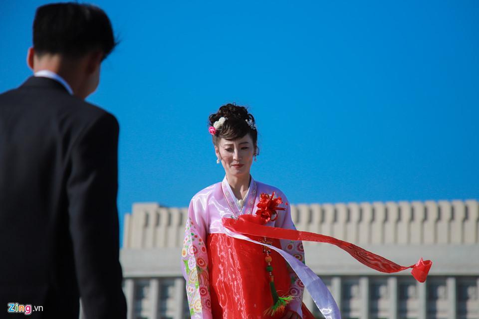 Chụp ảnh cưới ở Triều Tiên-12