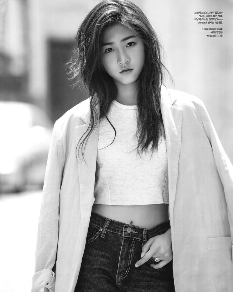 Thế hệ mỹ nhân Hàn sinh năm 1999-2000: Xinh đẹp, quyến rũ và cực kỳ tài năng-3